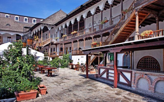 Manuc Inn - Bucharest