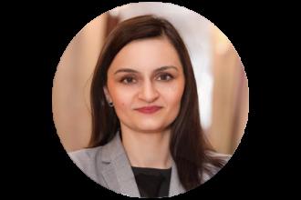 Mihaela Barbu, Deputy Manager